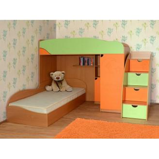 Детская спальня Винни-1 Летро