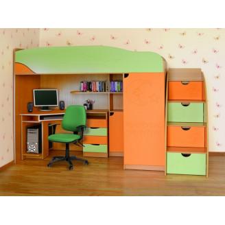 Детская спальня Винни-3 Летро