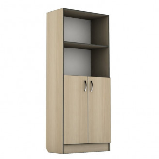 Шкаф ШС-21 Бюджет Плюс ТИСА-мебель