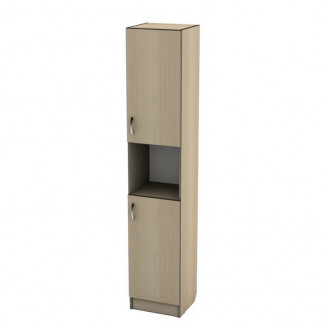 Шкаф ШС-30 У Бюджет Плюс ТИСА-мебель