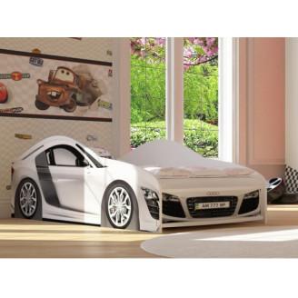 Кровать-машинка Бренд-6 Audi R8 Viorina-deko