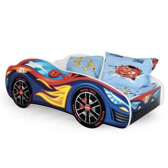 Кровать-машинка Speed с матрасом Halmar