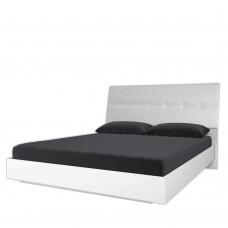 Кровать Рома с мягкой спинкой MiroMark