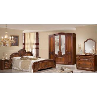 Спальня Щара  +  шкаф 4Д Слониммебель
