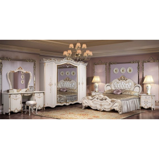 Спальня Элиза белый Слониммебель