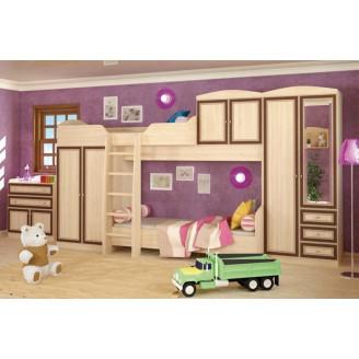 Детская Спальня-1 Дисней Мебель-Сервис