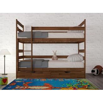 Кровать-трансформер Ясная с ящиками Олимп