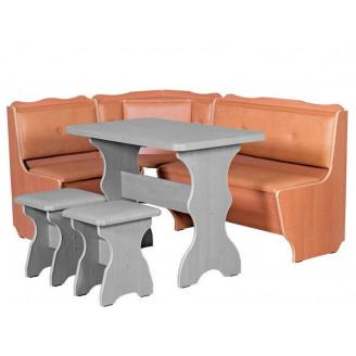 Кухонный уголок Президент Пехотин без стола и табуретов