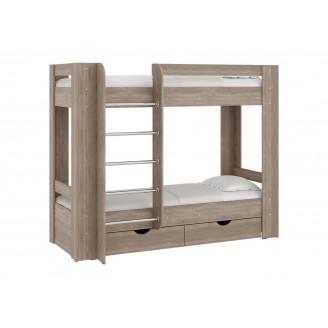 Кровать двухъярусная Дуэт-3 Пехотин