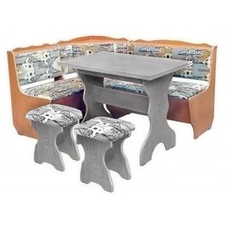 Кухонный уголок Фараон Пехотин без стола и табуретов