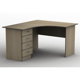 Стол угловой СПУ-4 120*120 Бюджет ТИСА-мебель