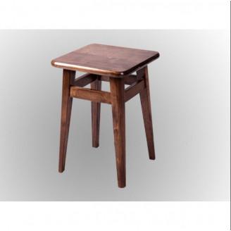 Табурет Нога прамая МИКС-мебель, ОреX темный У-1