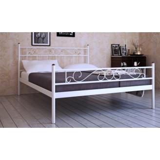 Металлическая кровать Эсмеральда 2 Метакам