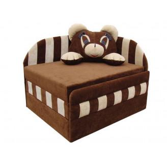Детский раскладной диван Панда с подушкой Вика