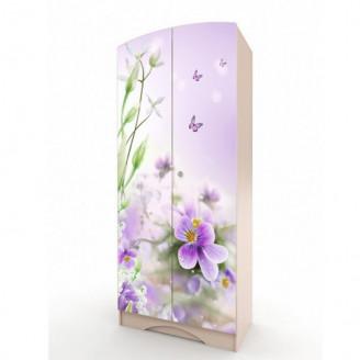 Шкаф платяной Природа-80 Вальтер