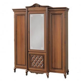 Шкаф трехдверный Новита Скай