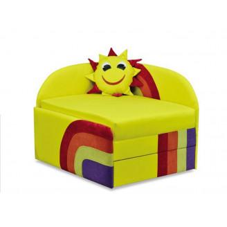 Детский раскладной диван Солнышко Классическая софа Вика