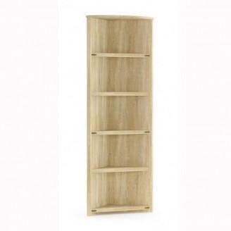 Стеллаж угловой Валенсия 520/520 Мебель-Сервис