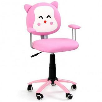 Детское кресло Kitty Розовый Halmar