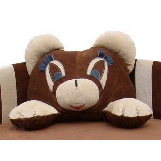 Подушка Панда Вика