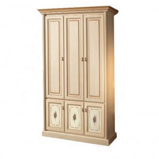Шкаф трехдверный Терра Скай