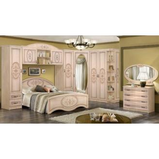 Спальня угловая модульная Василиса-3 Мастер форм